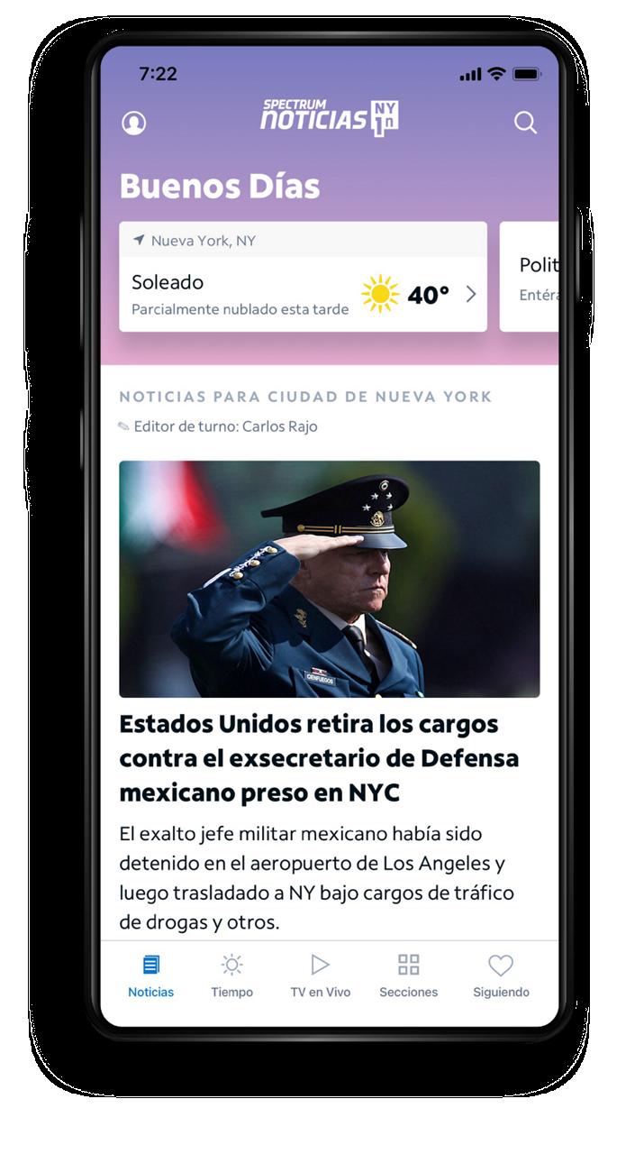 Spectrum News App