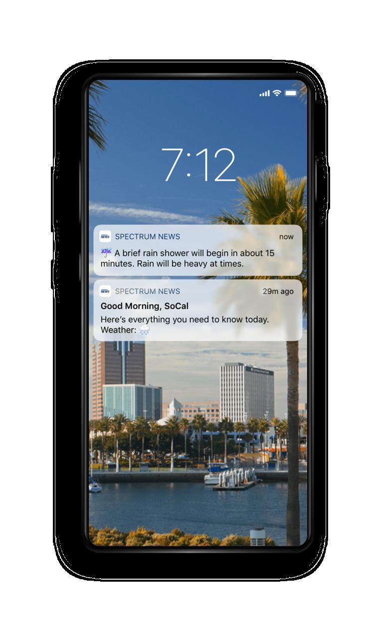 Spectrum News App - Weather Alerts